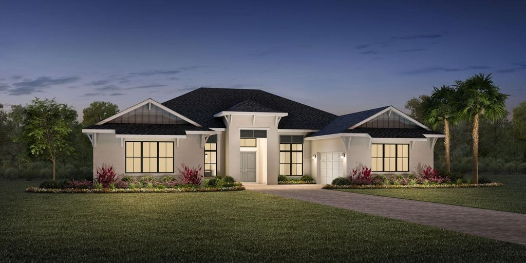 Cabris Plan in Shores at Lake Whippoorwill - Signature Collection, Orlando, FL 32832