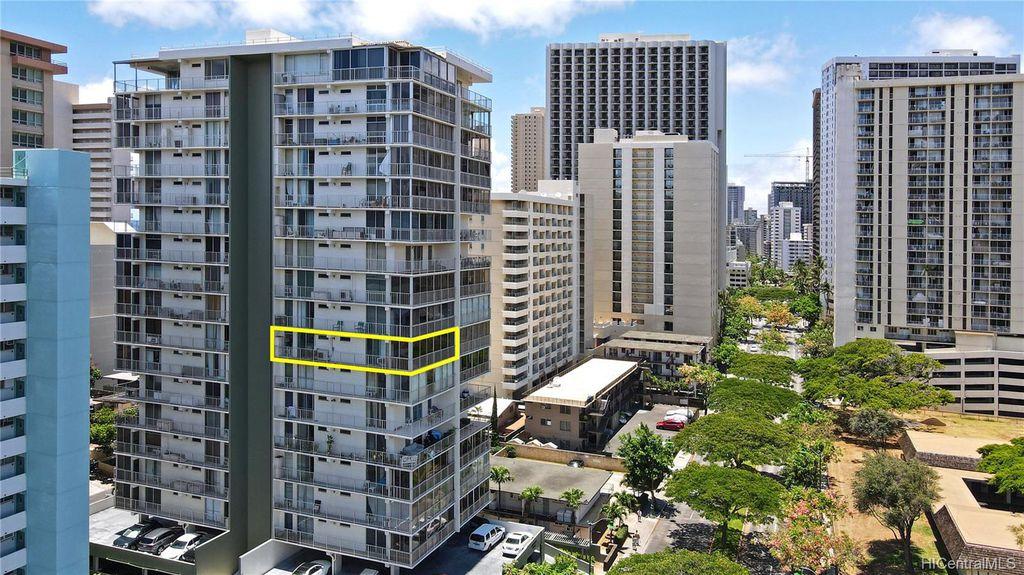 2575 Kuhio Ave #1004, Honolulu, HI 96815