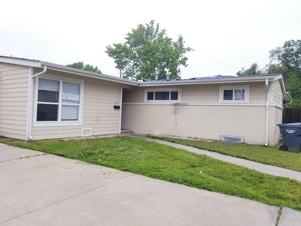 5104 E Pawnee St #1, Wichita, KS 67218