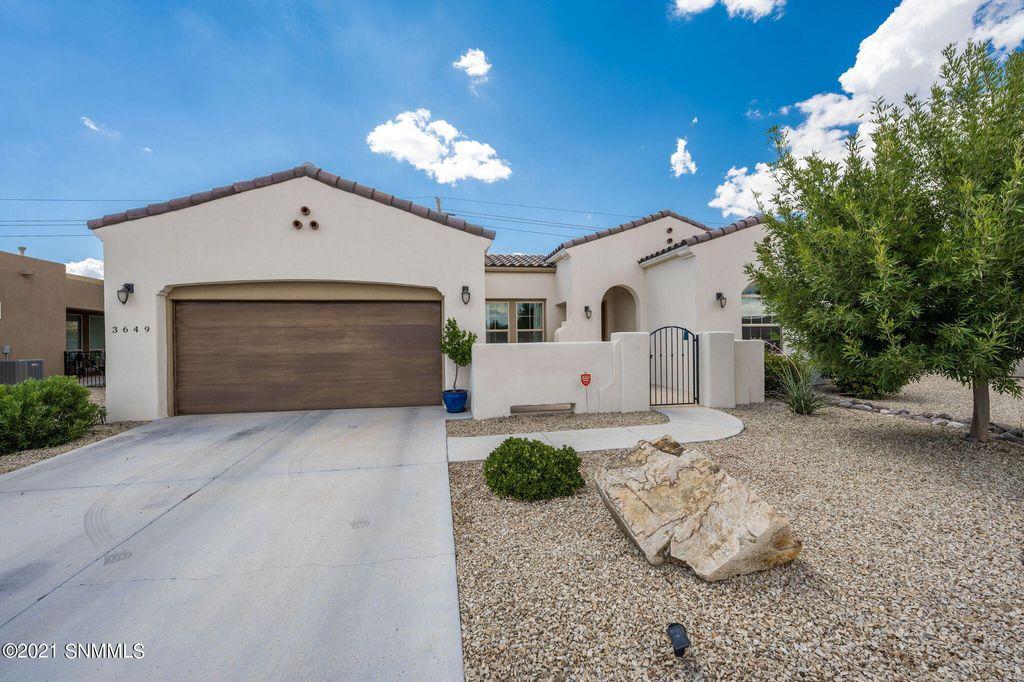 3649 Lunetta Ct, Las Cruces, NM 88012