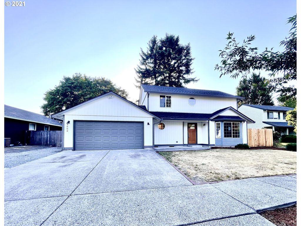 2602 NE 95th Ct, Vancouver, WA 98662