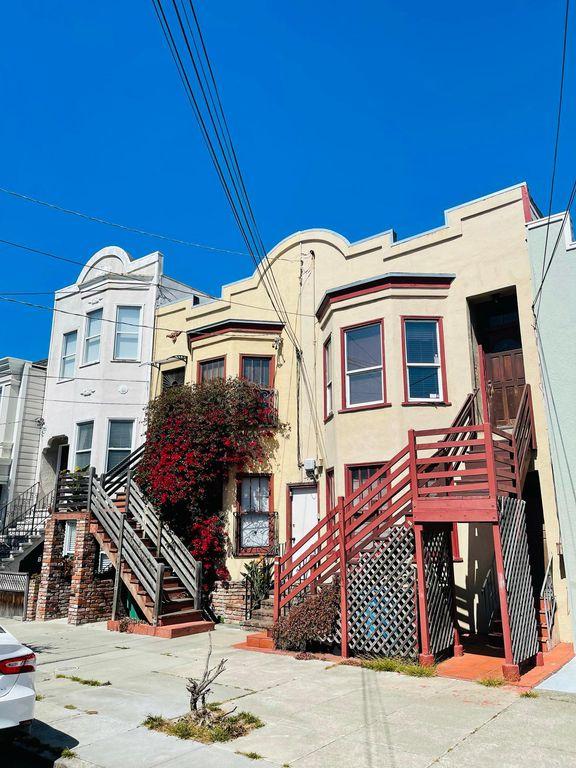 1408 Lyon St #A, San Francisco, CA 94115
