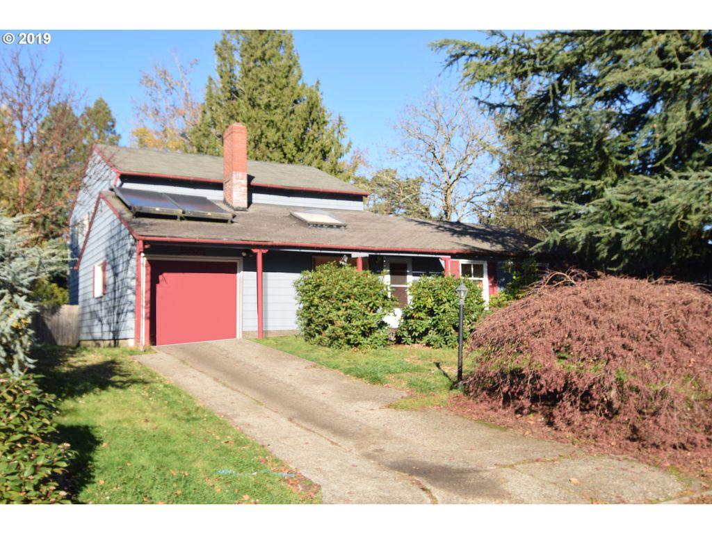 12575 SW Edgewood St, Portland, OR 97225