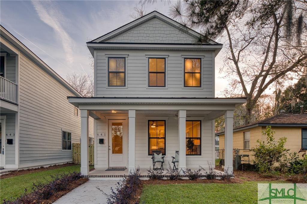 641 E 35th St, Savannah, GA 31401