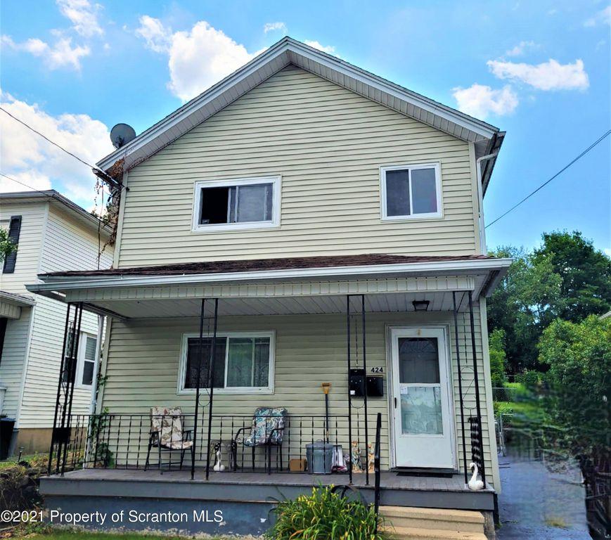 424 Brook St, Scranton, PA 18505