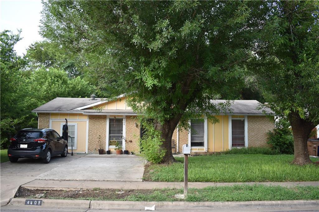 4408 Dovewood Dr, Austin, TX 78744