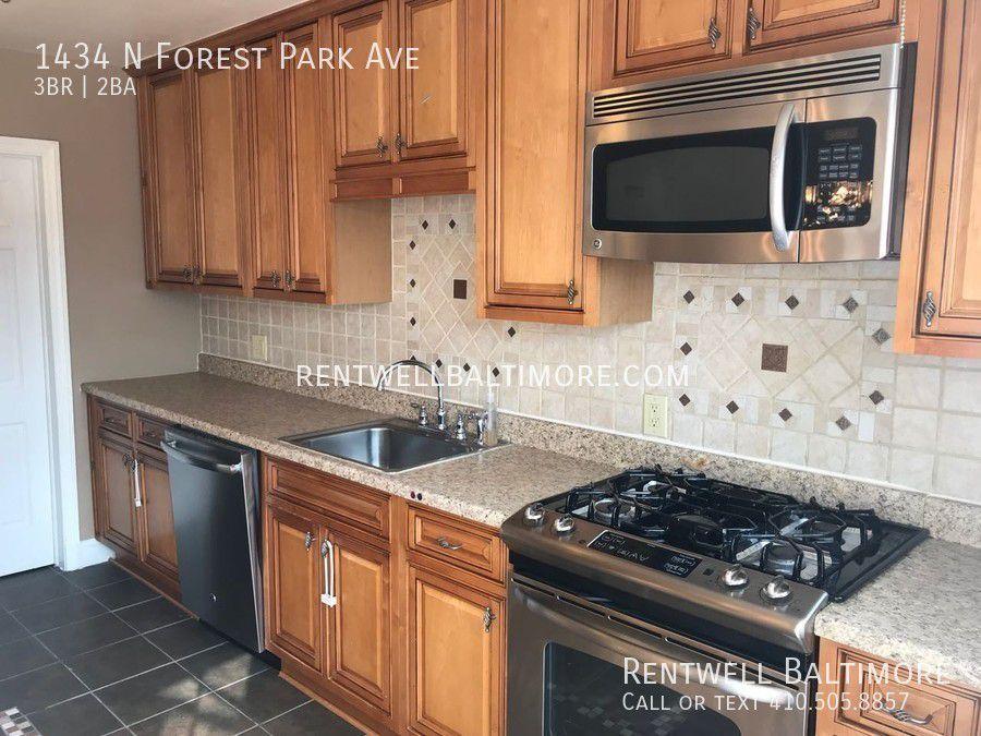 1434 N Forest Park Ave, Gwynn Oak, MD 21207