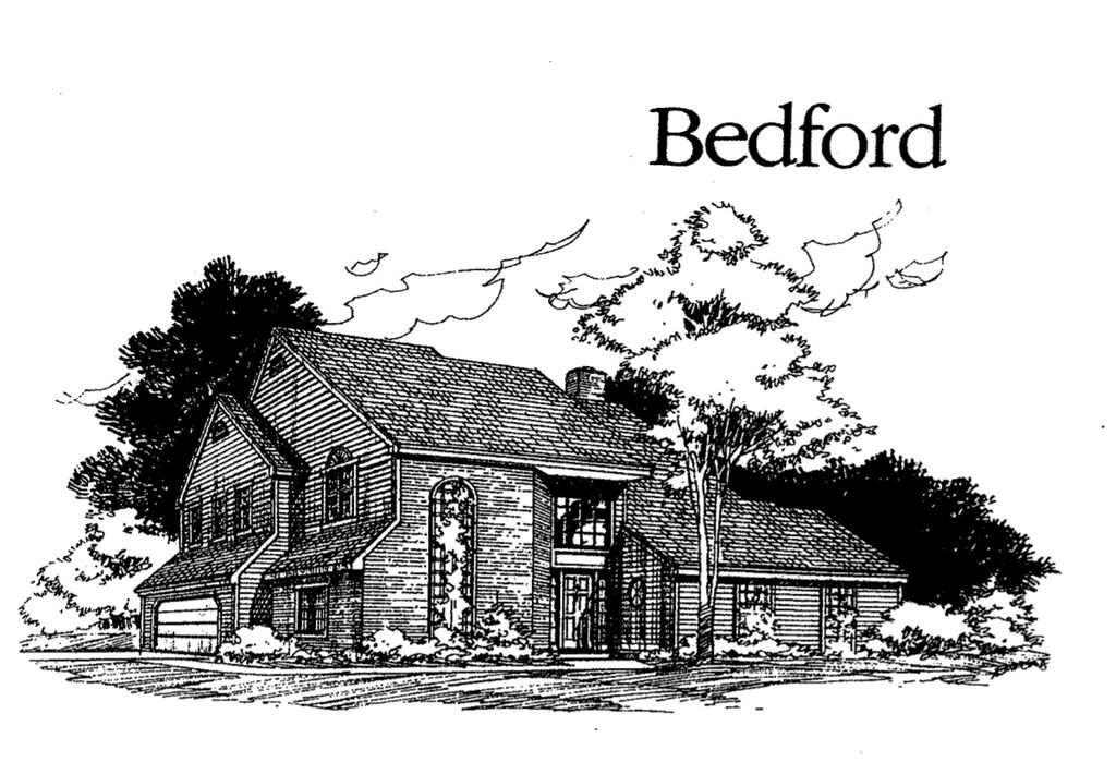Bedford Plan in Lan Avon Development, Lewisburg, PA 17837