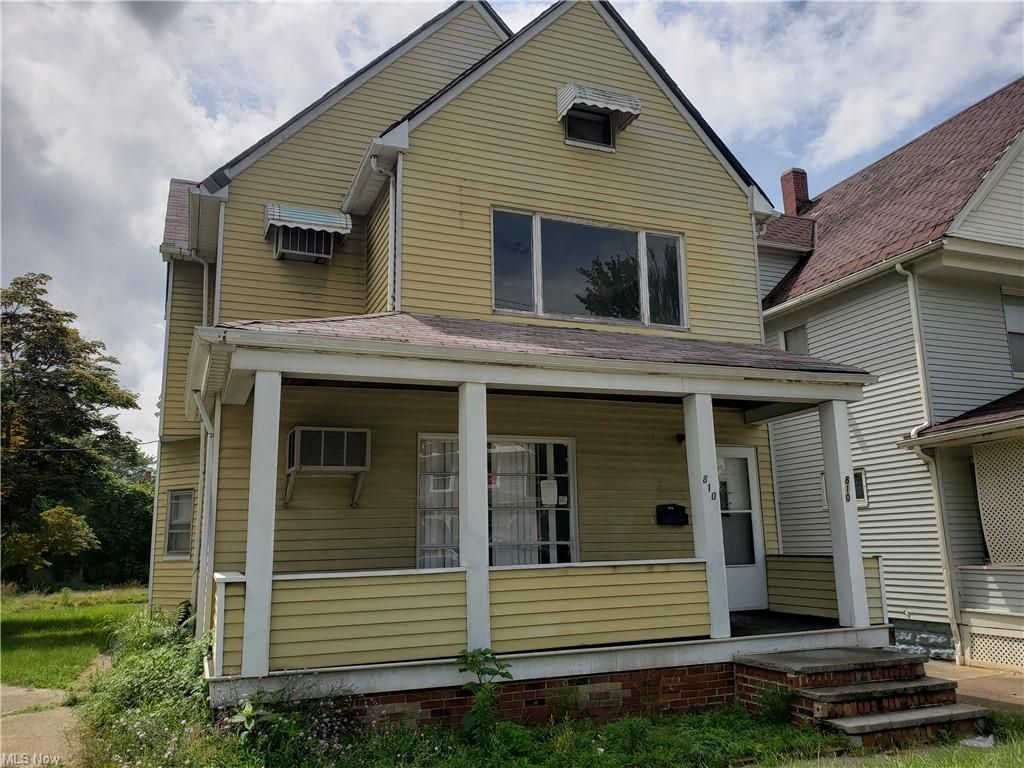810 E 157th St, Cleveland, OH 44110