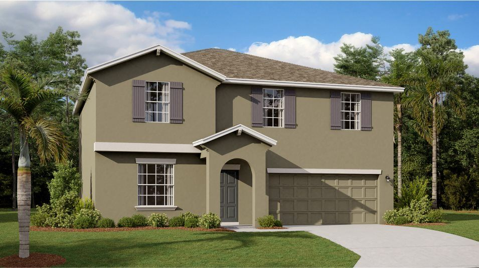 Providence Plan in Sawgrass Bay, Clermont, FL 34714