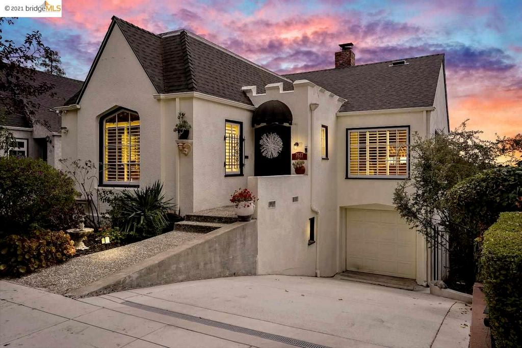 7617 Outlook Ave, Oakland, CA 94605