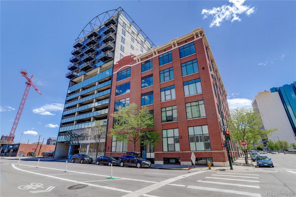 2000 Arapahoe St #502, Denver, CO 80205