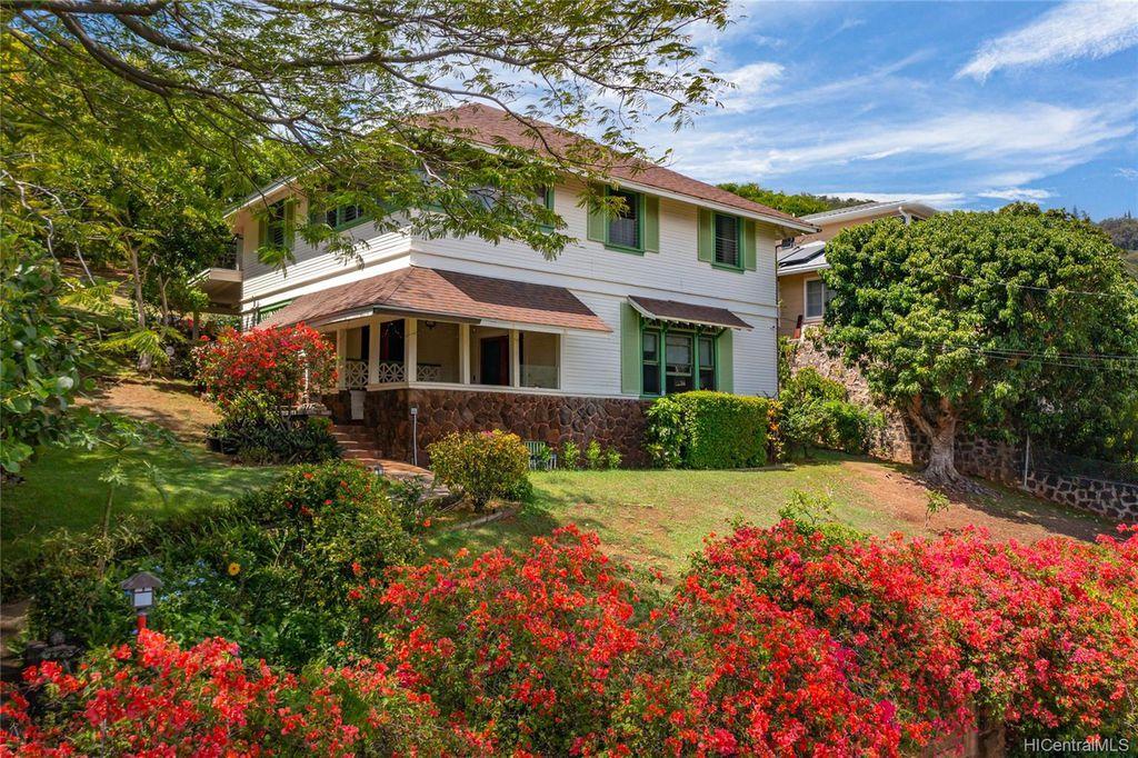 2346 Liloa Rise, Honolulu, HI 96822