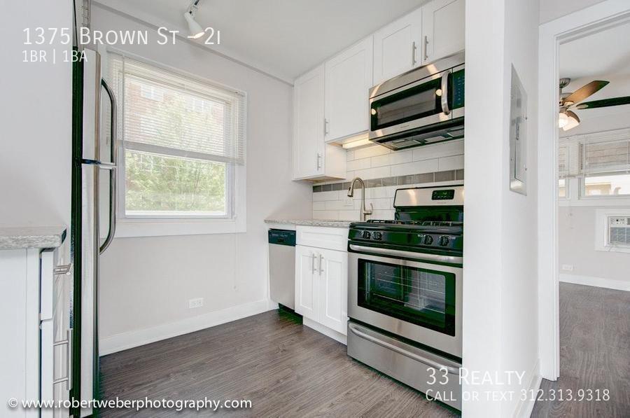 1375 Brown St #2I, Des Plaines, IL 60016