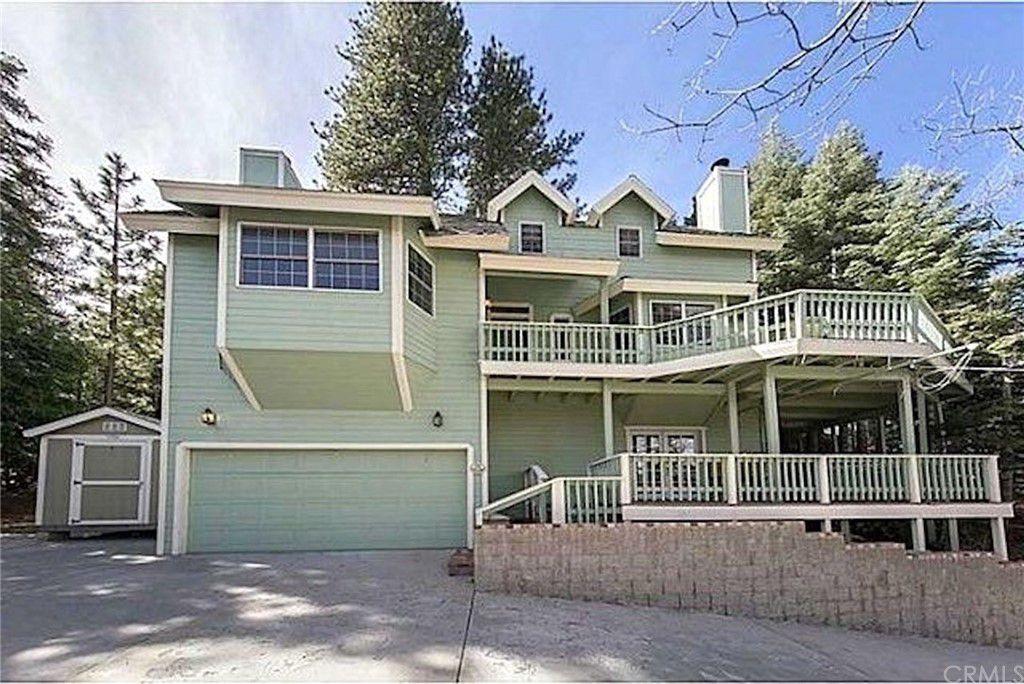 264 N Fairway Dr, Lake Arrowhead, CA 92352