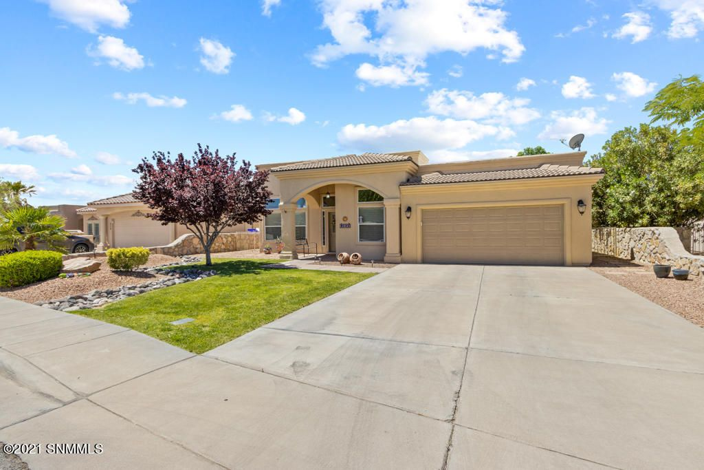 4214 Wildcat Canyon Dr, Las Cruces, NM 88011