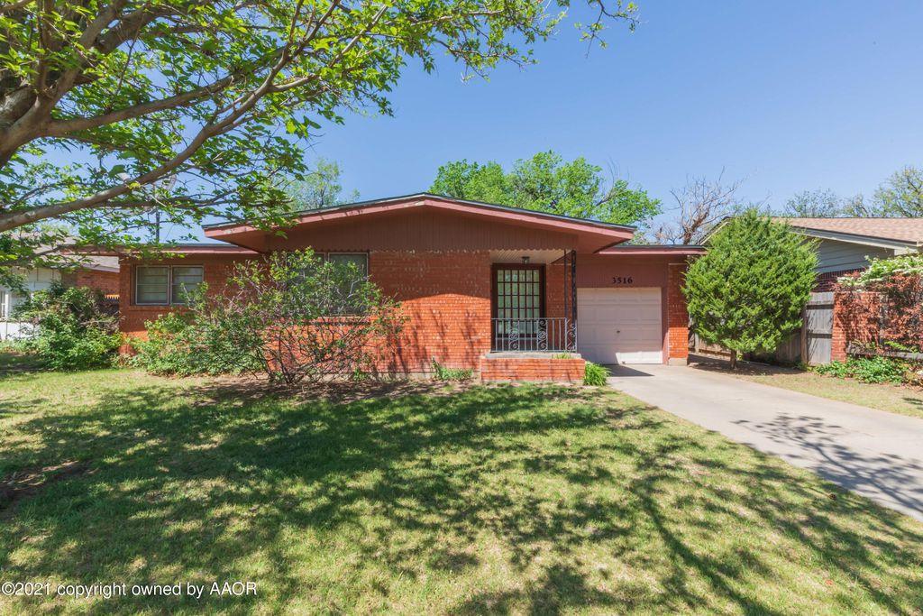 3516 Linda Dr, Amarillo, TX 79109
