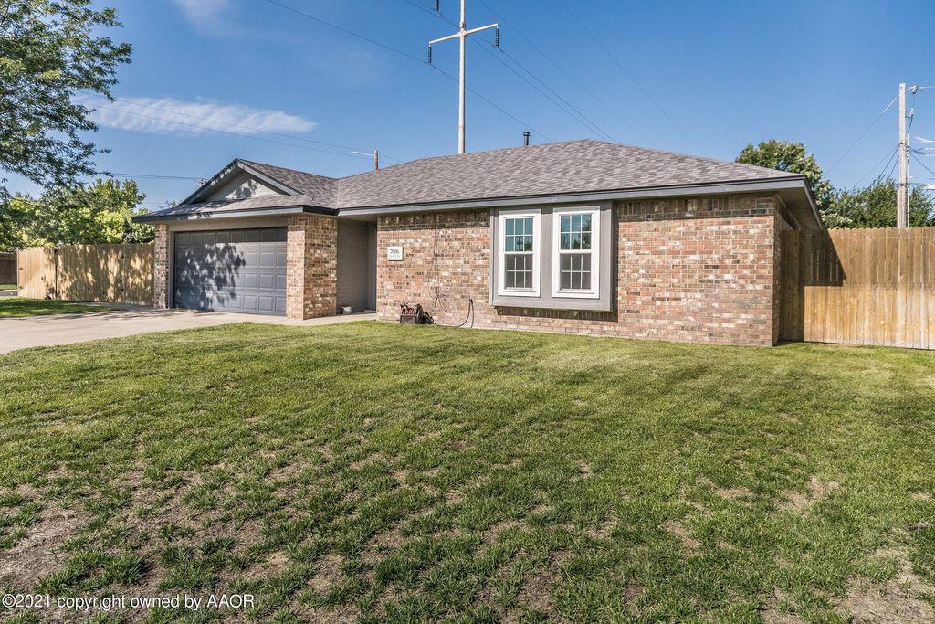 7006 Newlin Cir, Amarillo, TX 79109