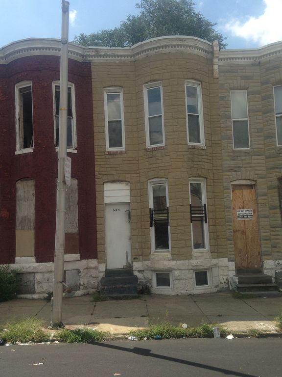 624 N Payson St, Baltimore, MD 21217