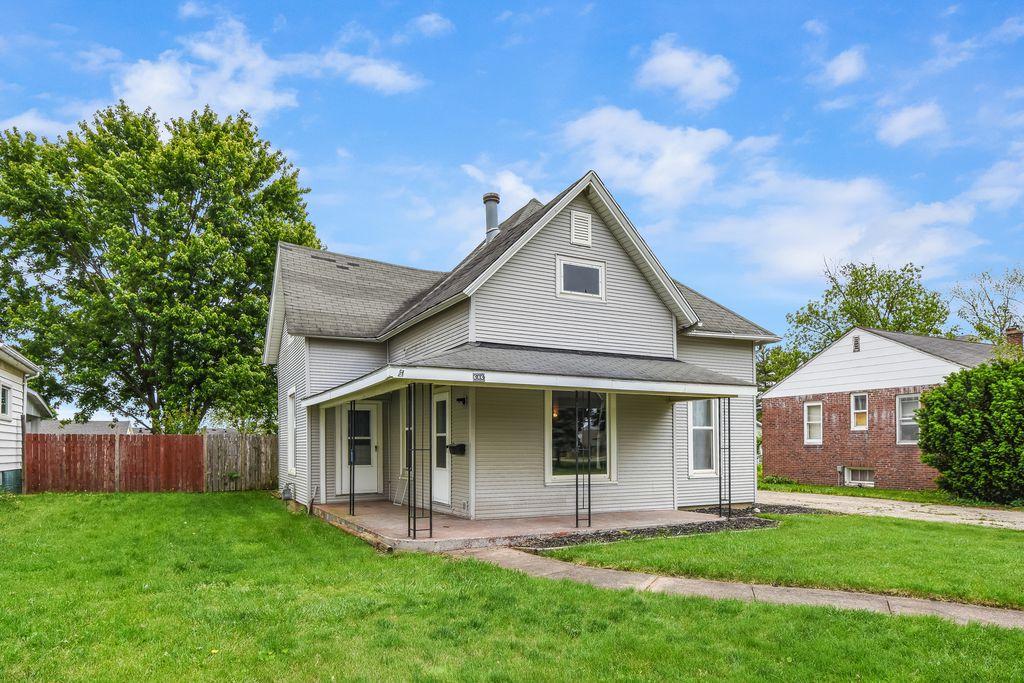 303 N East St, Homer, IL 61849