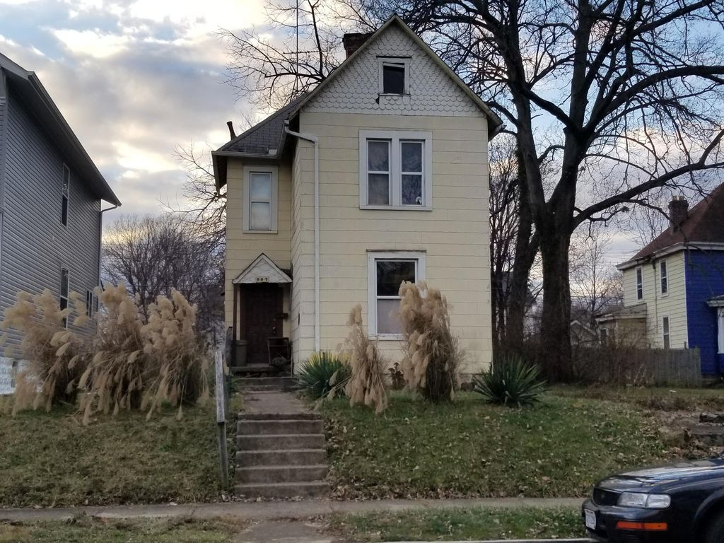587 Lilley Ave, Columbus, OH 43205