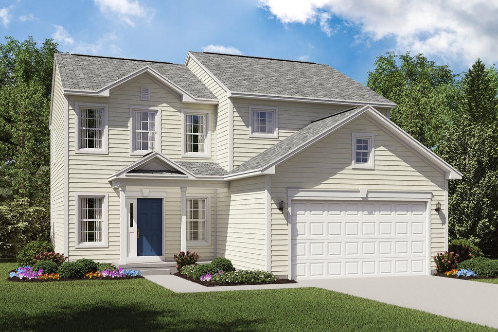 Appleton Plan in Meadow Lakes, North Ridgeville, OH 44039