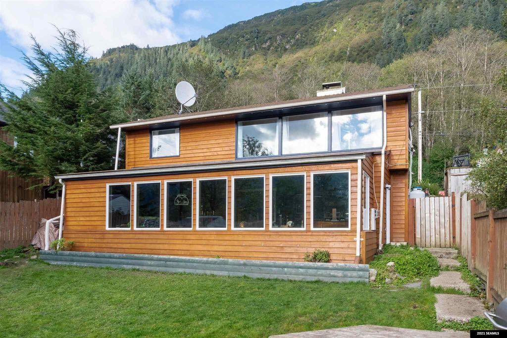205 Behrends Ave, Juneau, AK 99801