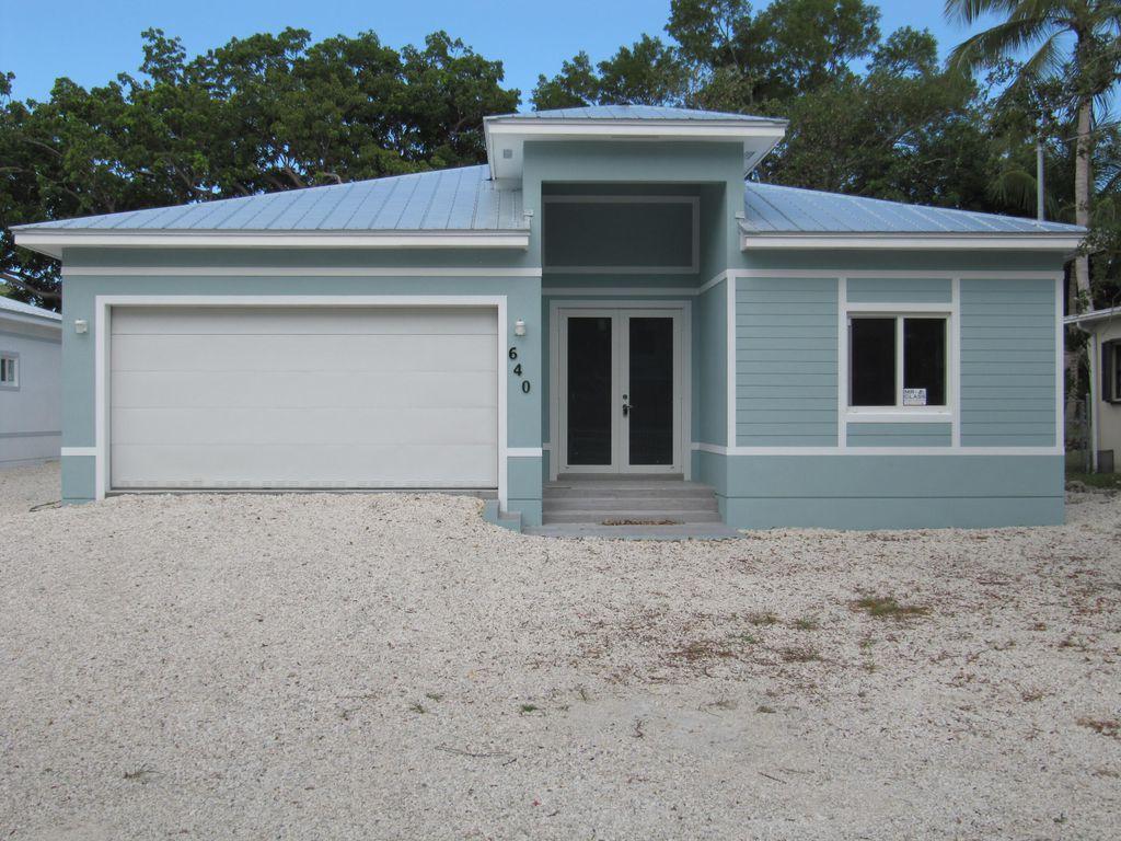 640 Colson Dr, Key Largo, FL 33037