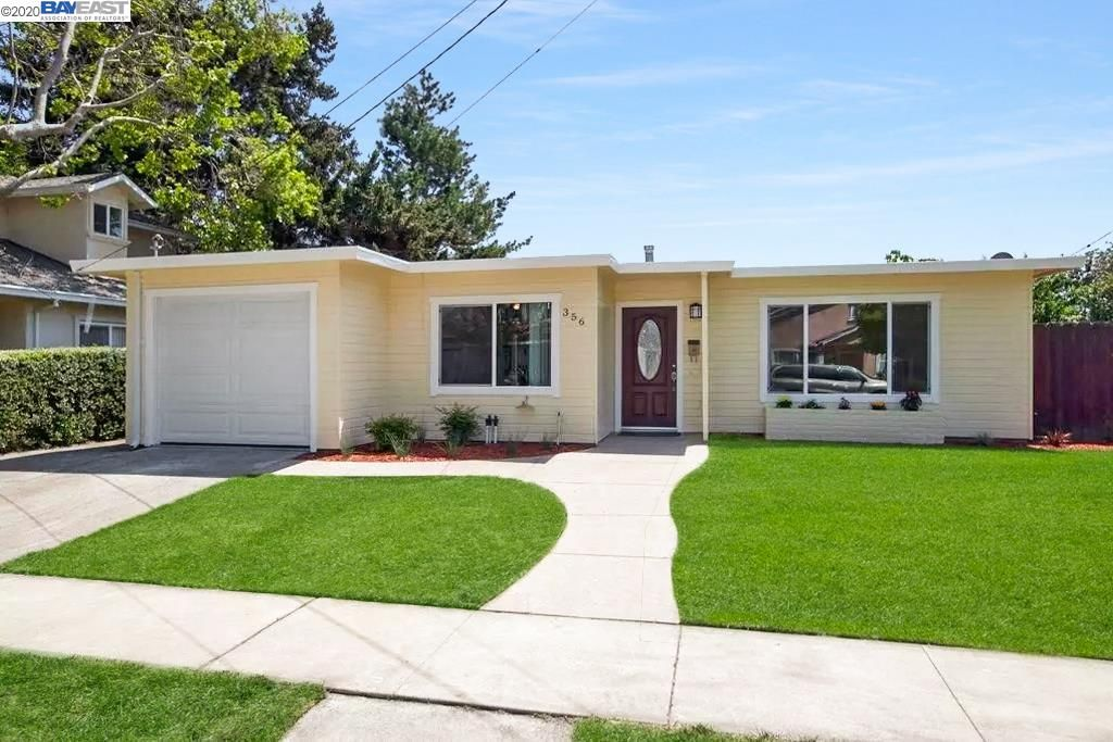356 Annette Ln, Hayward, CA 94541