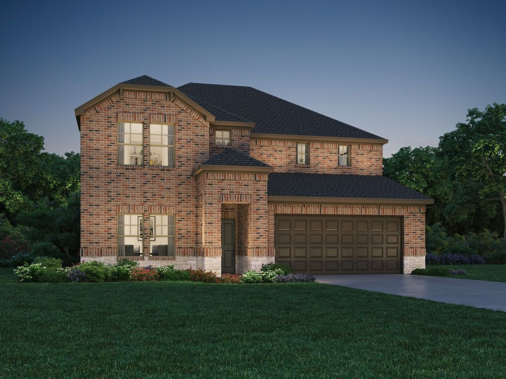 2537 Real Quiet Dr, Forney, TX 75126