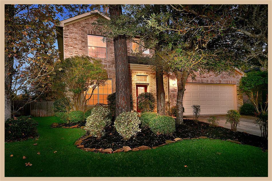 22 Ebony Oaks Pl, The Woodlands, TX 77382