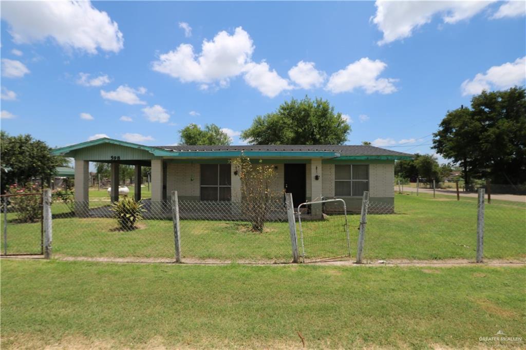 598 Jose Garcia St, Los Ebanos, TX 78595