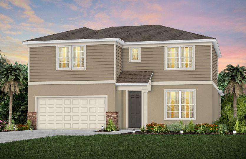 Whitestone Plan in Ridgeview, Clermont, FL 34714