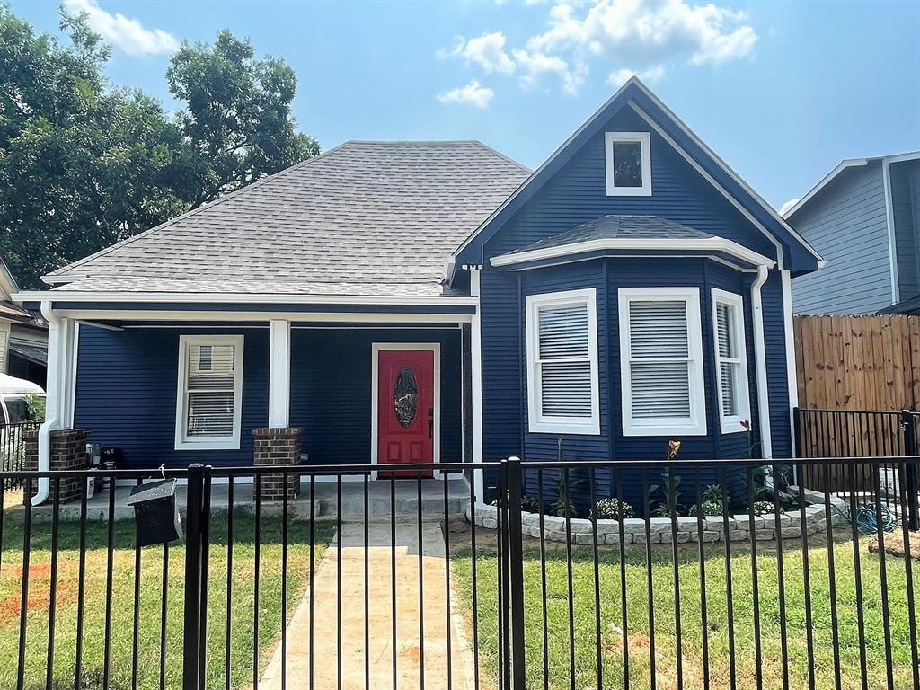1132 Bessie St, Fort Worth, TX 76104