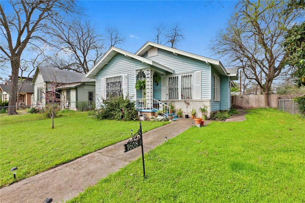 1608 Garden St, Austin, TX 78702