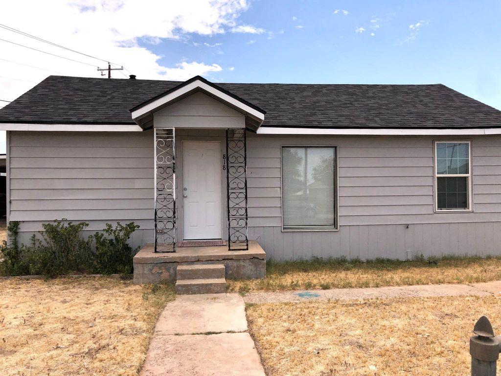 818 Moody Ave #1, Odessa, TX 79761