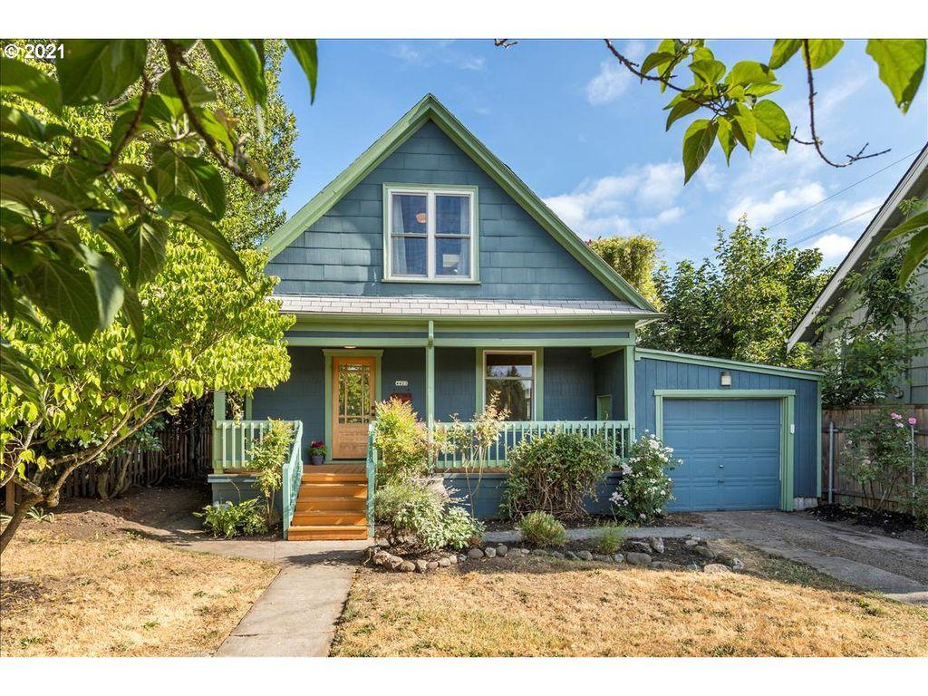 4423 SE Yamhill St, Portland, OR 97215