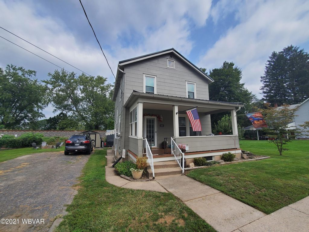 2650 Riverside Dr, Duboistown, PA 17702
