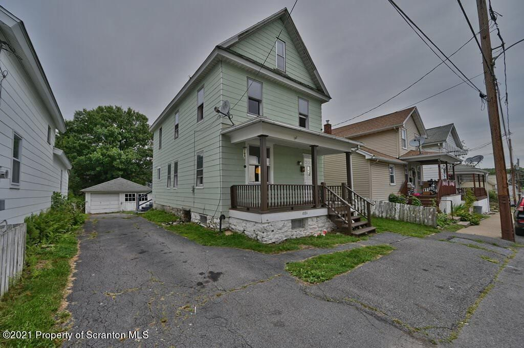1821 Bloom Ave, Scranton, PA 18508
