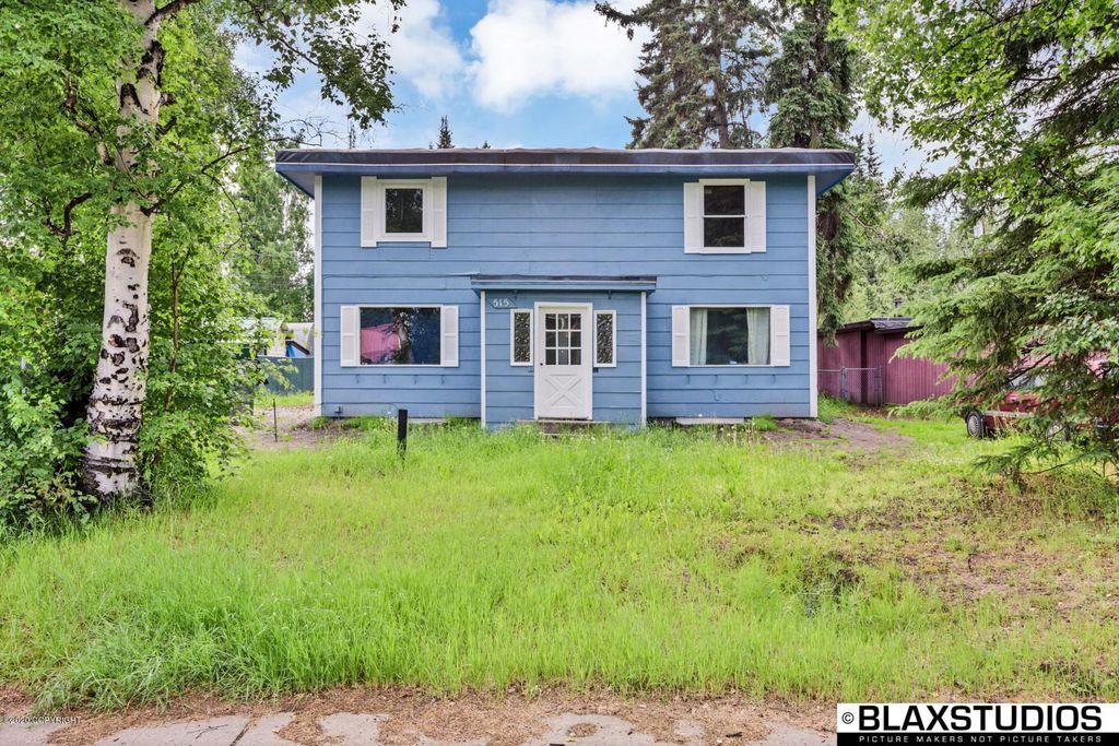 515 Farewell Ave, Fairbanks, AK 99701