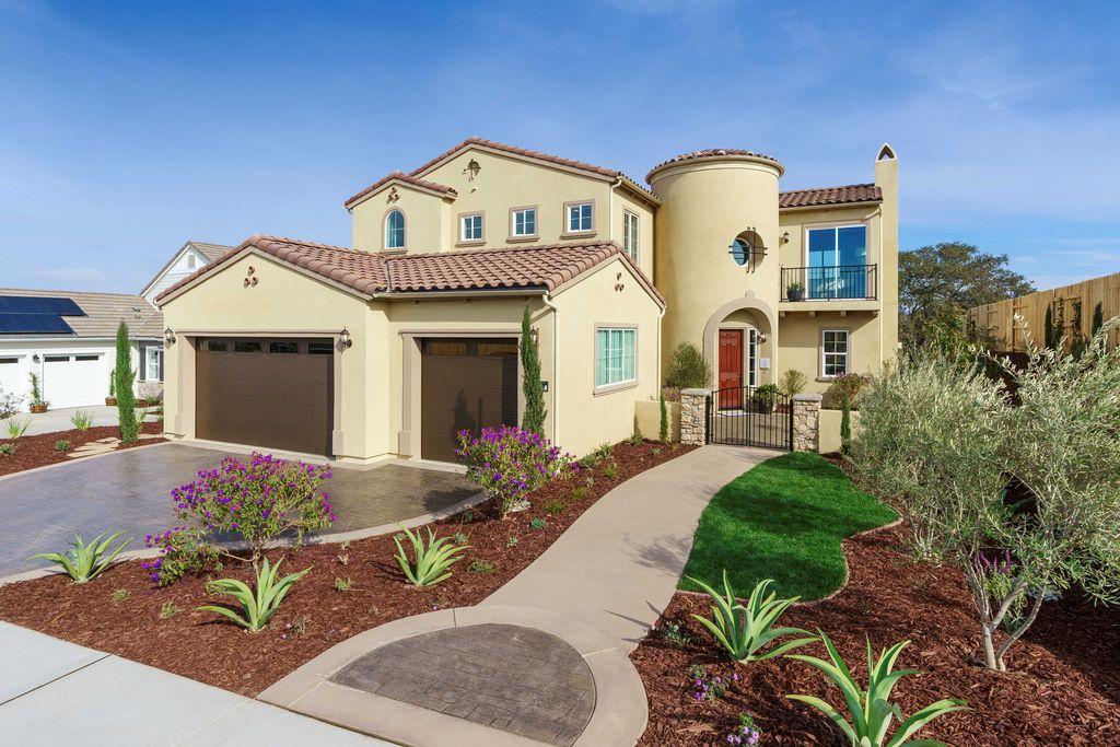 Windsor Plan in The Groves at Rice Ranch, Santa Maria, CA 93455