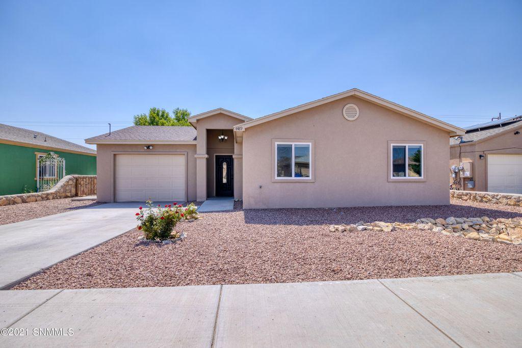 4489 Valle Del Luz, Las Cruces, NM 88007