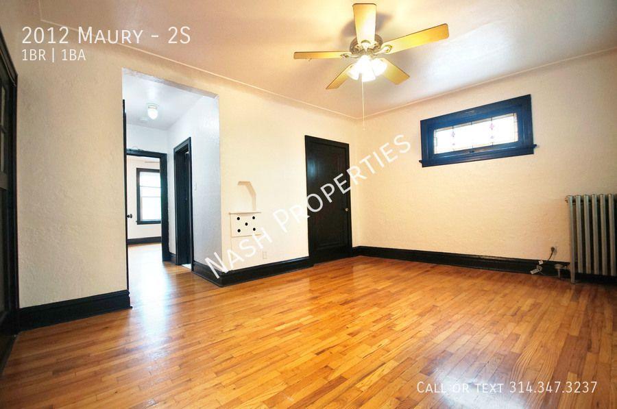 2012 Maury Ave #2S, Saint Louis, MO 63110