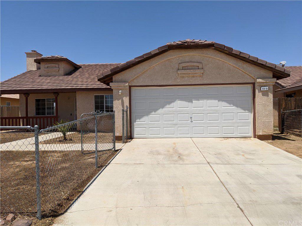 8319 Charles Pl, California City, CA 93505