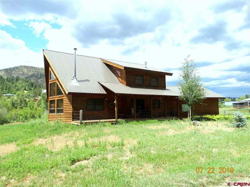 539 Rainbow Rd, Pagosa Springs, CO 81147