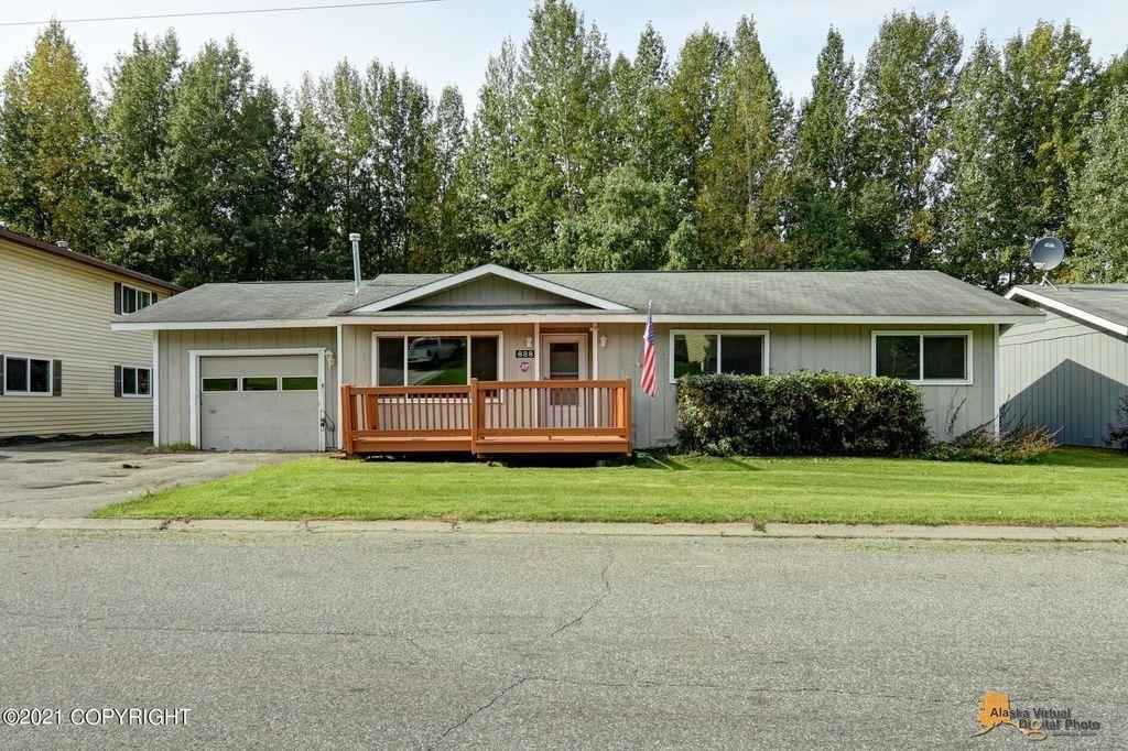 828 Norman St, Anchorage, AK 99504