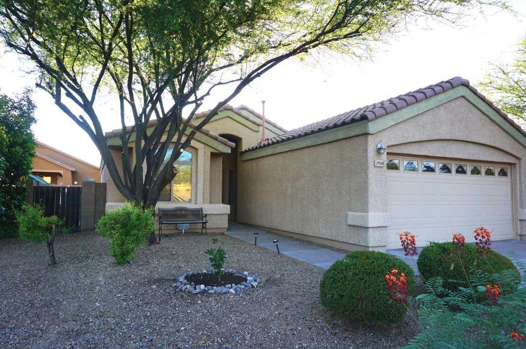 7534 S Hinds Willow Way, Tucson, AZ 85747