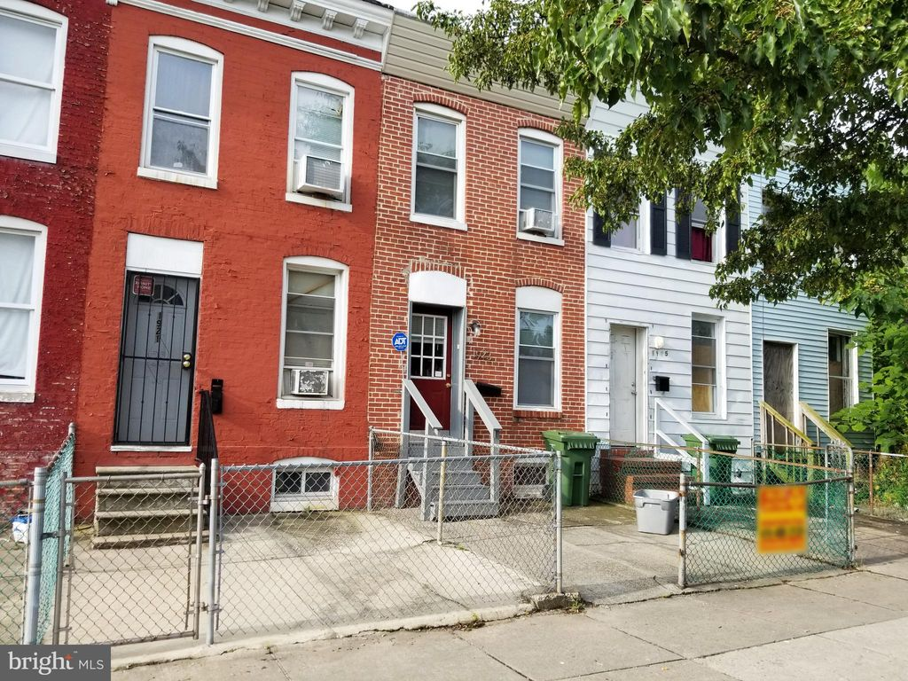 1923 McHenry St, Baltimore, MD 21223
