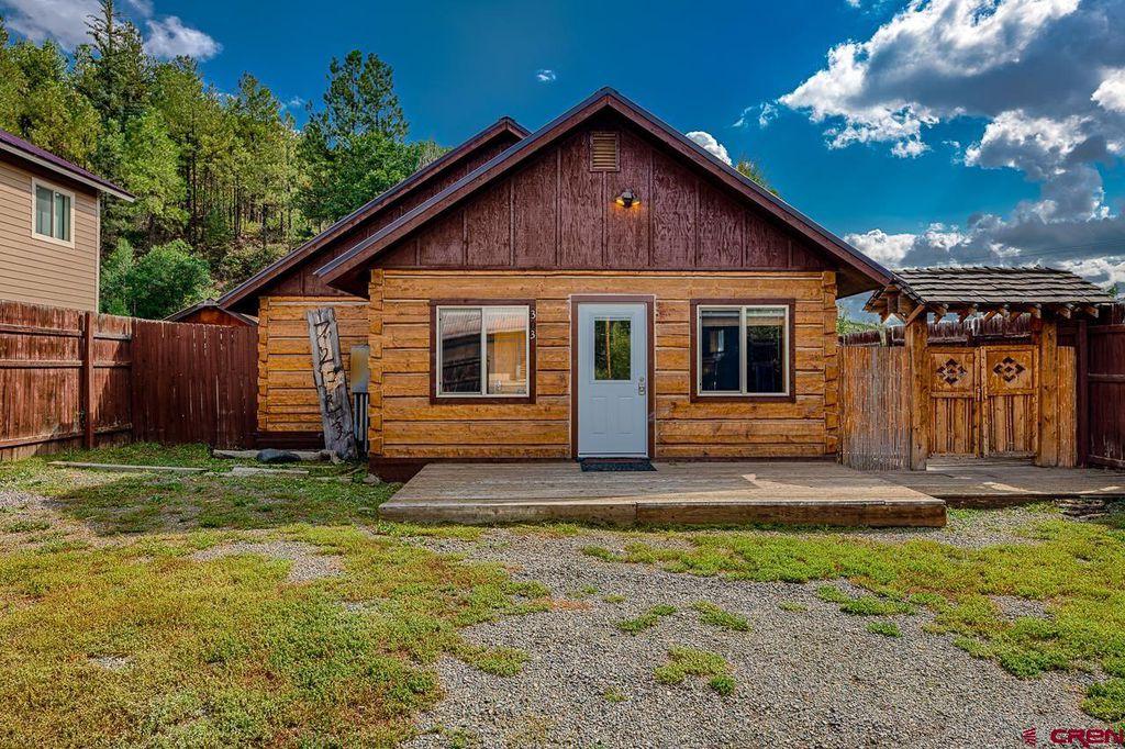 303 San Juan St, Pagosa Springs, CO 81147