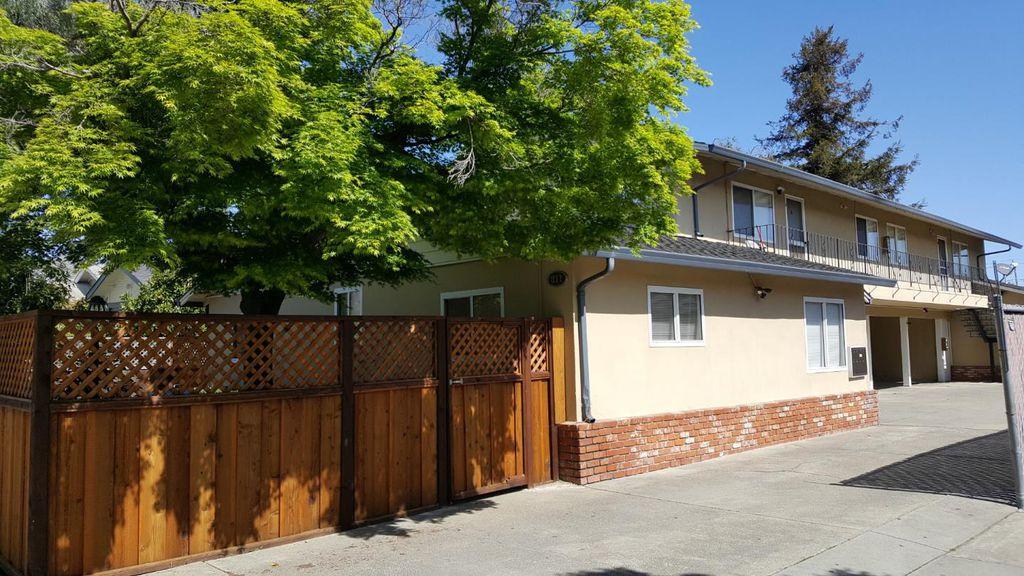 811 S Grant St #4, San Mateo, CA 94402
